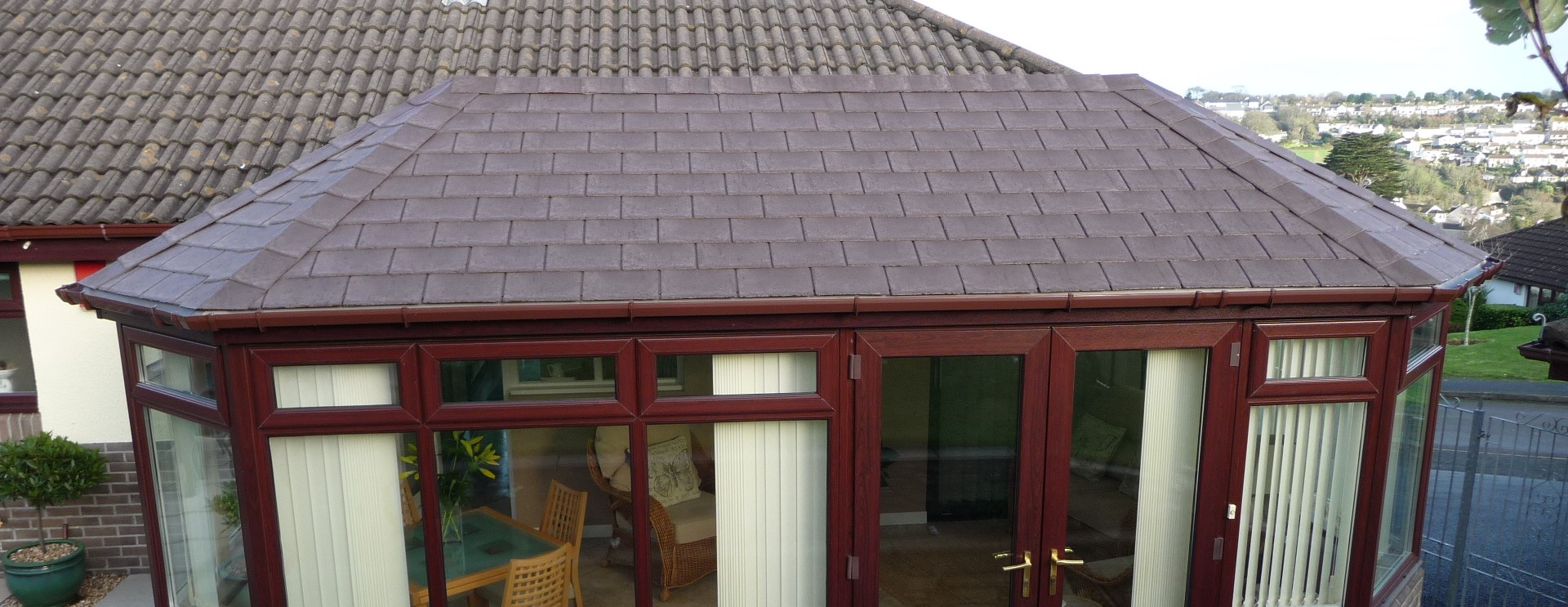 Header Image - Professional Conservatory Roof Conversions